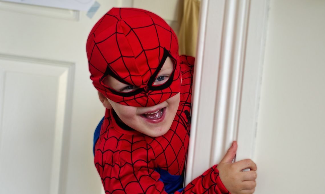 Park Linowy Kudowa Mały Spiderman